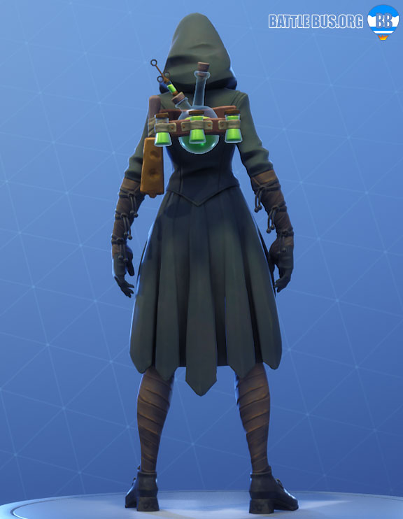 Arcanum Scourge Back Bling Fortnite