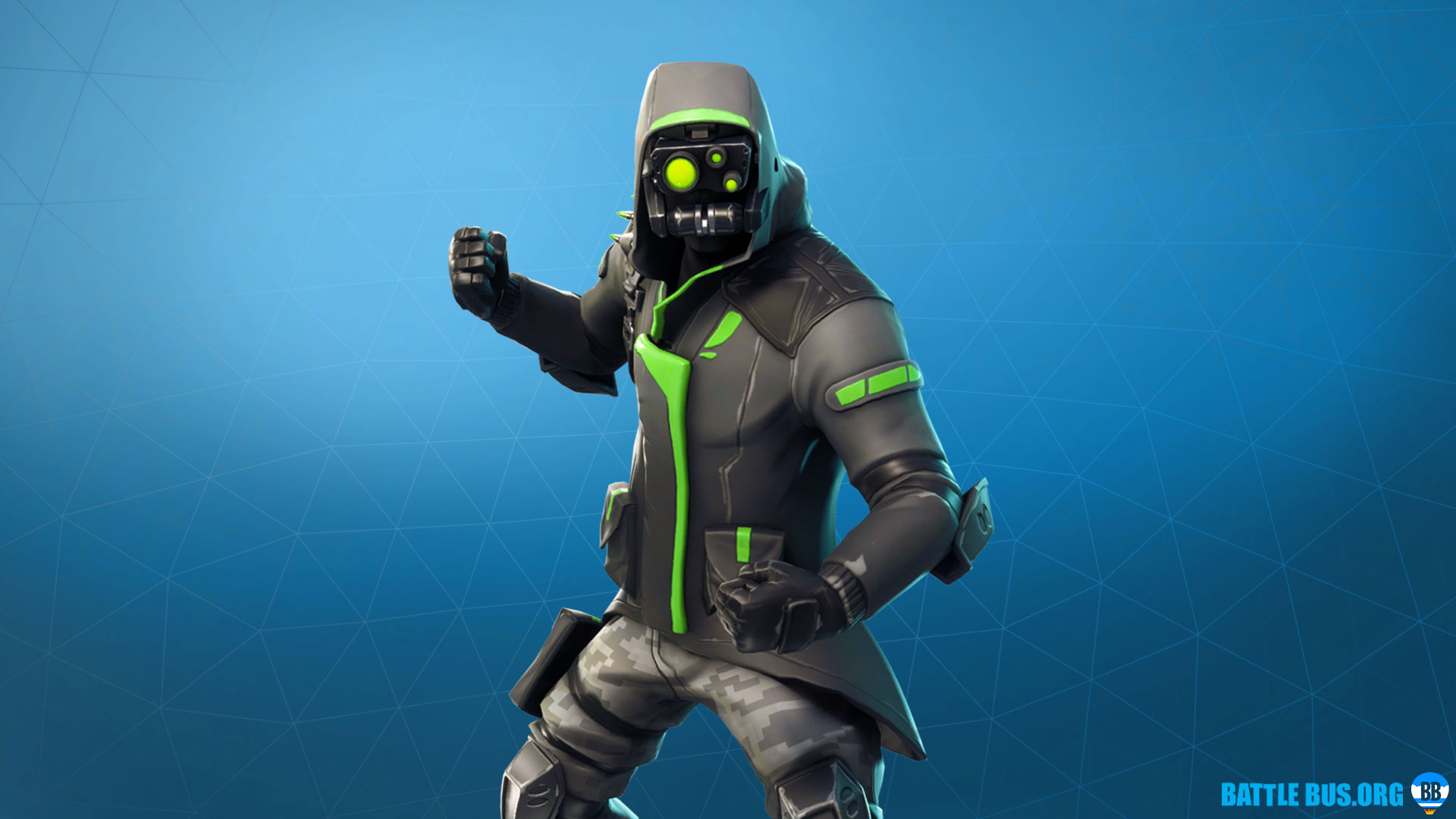 Archetype Outfit Fortnite Epic