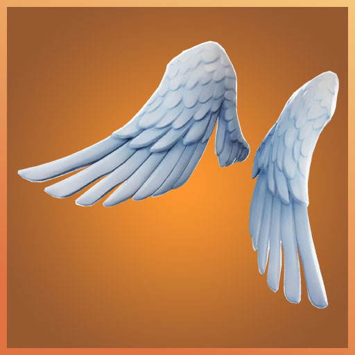 Ark Wings Back Bling Fortnite Skin