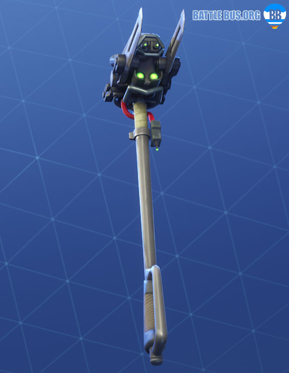 Armature Fortnite Pickaxe Tech Ops Set