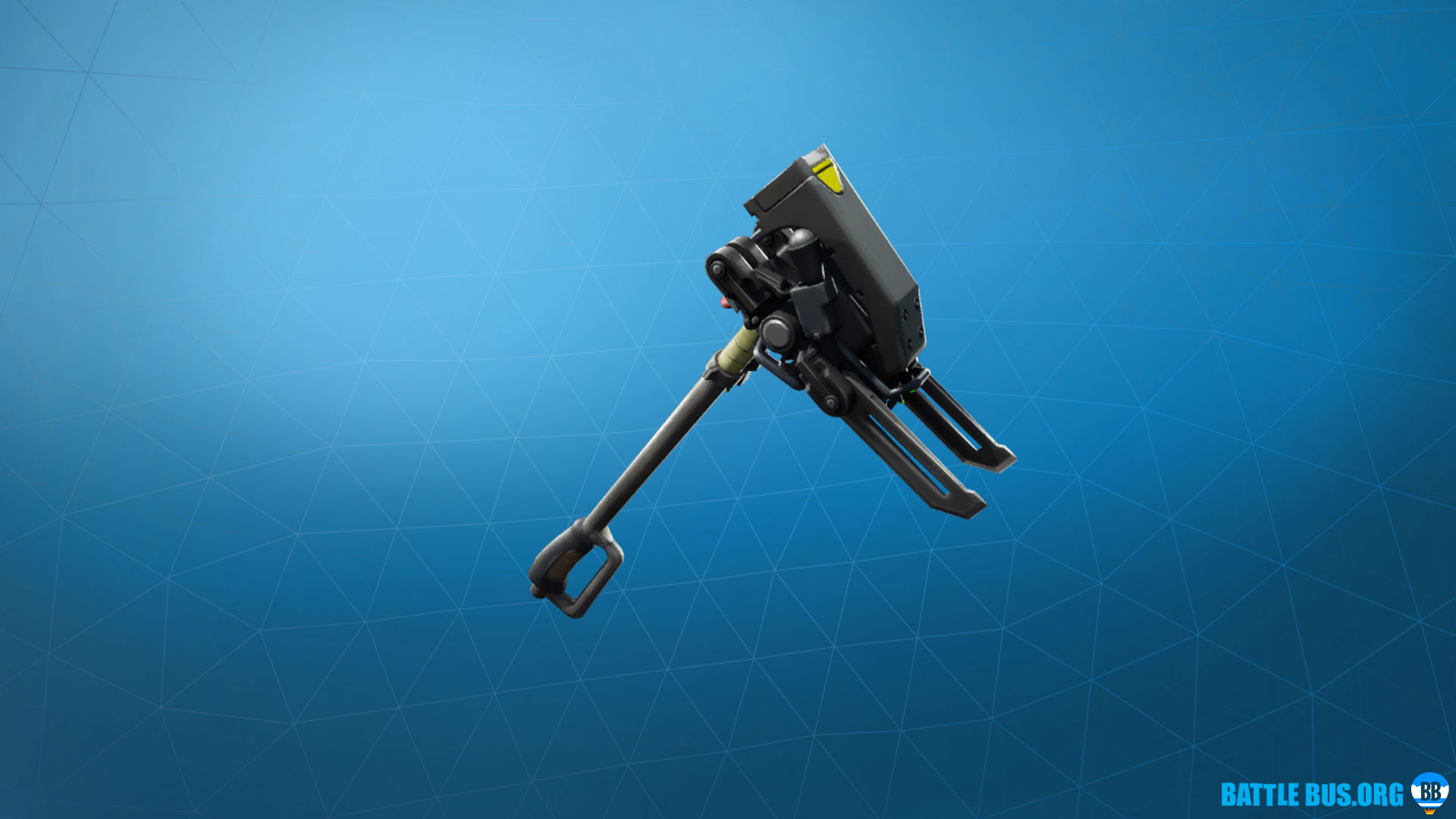 Armature Pickaxe Tech Ops Set Fortnite