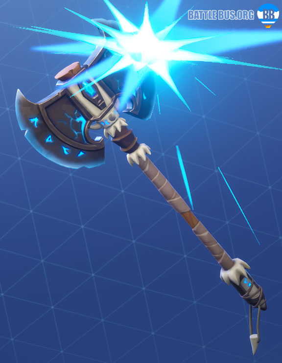 Battle Axe Fortnite Primal Hunters Set