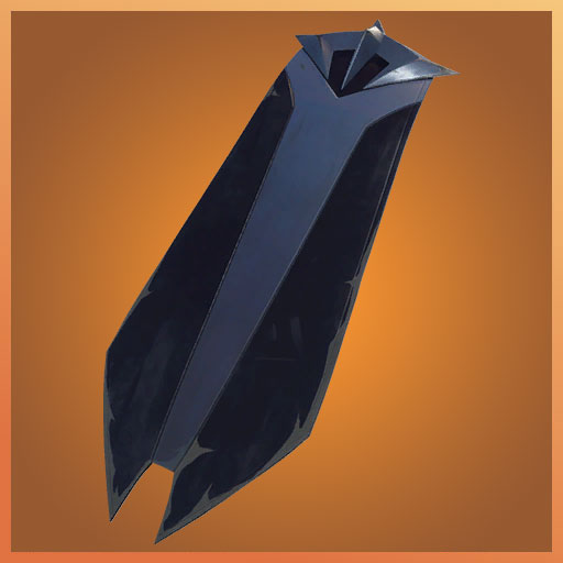 Fortnite Back Bling Battle Shroud Omen Overseer Set