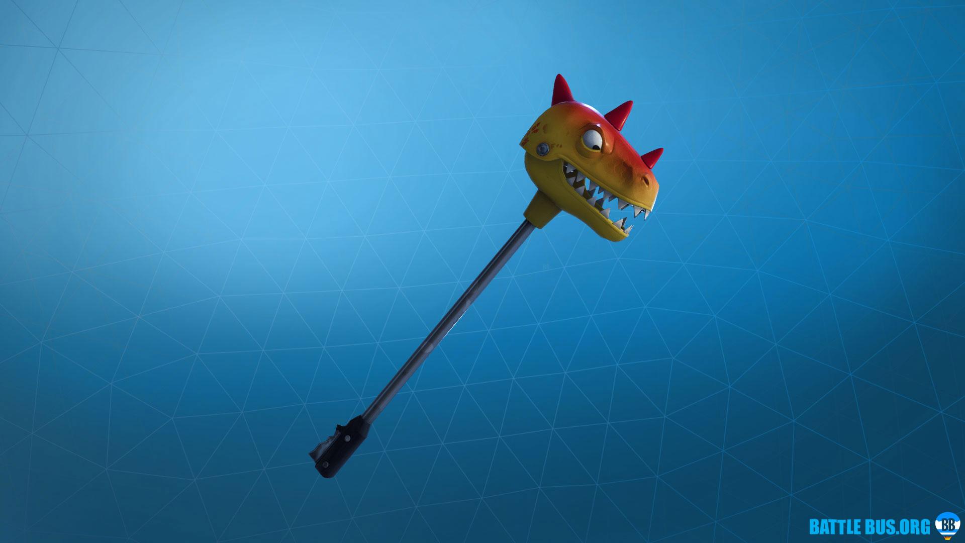Bitemark Pickaxe Fortnite Dino Guard Set