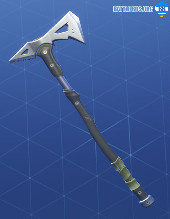Clean Cut Pickaxe Fortnite Modern Mercenary Set