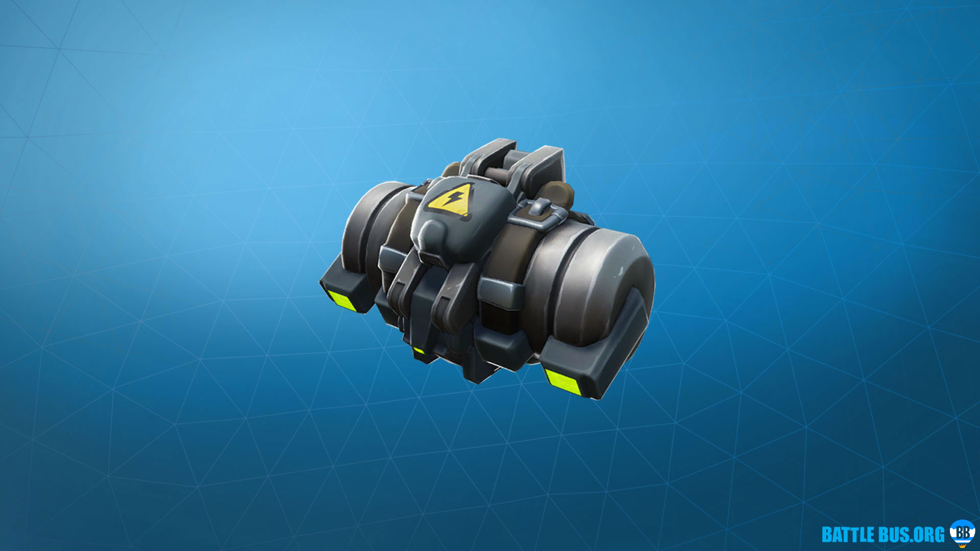 Capacitor Tech Ops Back Bling