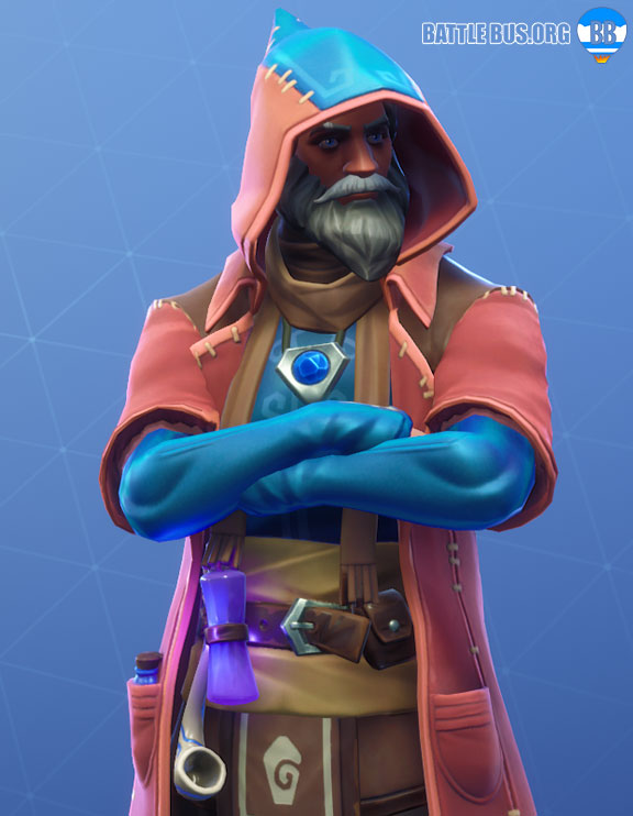Castor Fortnite Arcane Arts Set Epic