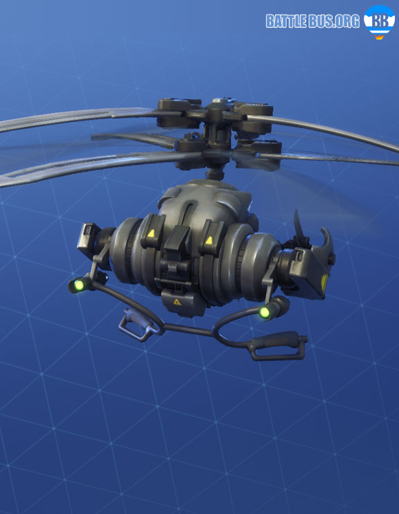 Coaxial Copter Fortnite Tech Ops