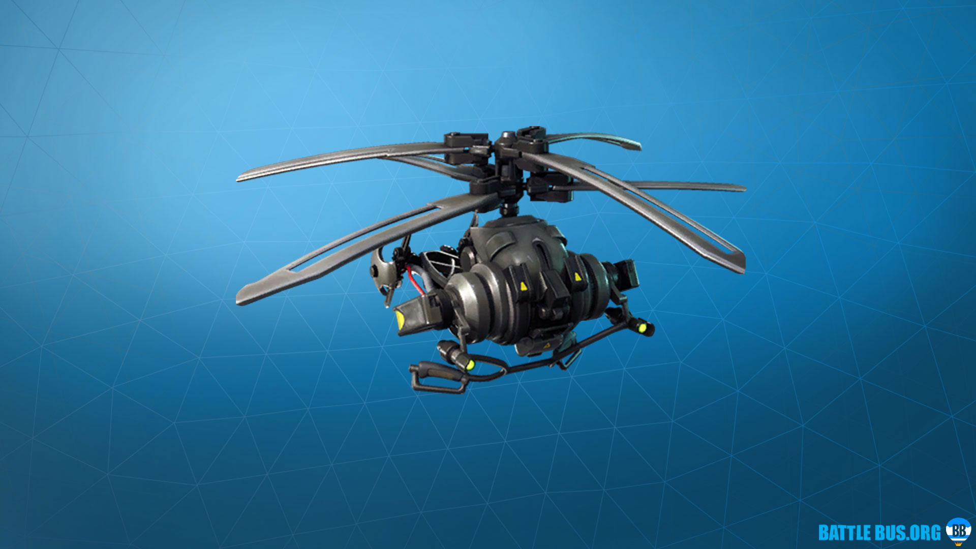 Coaxial Copter Glider Fortnite Tech Ops