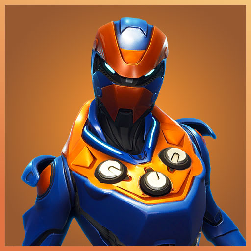 Criterion Fortnite Outfit