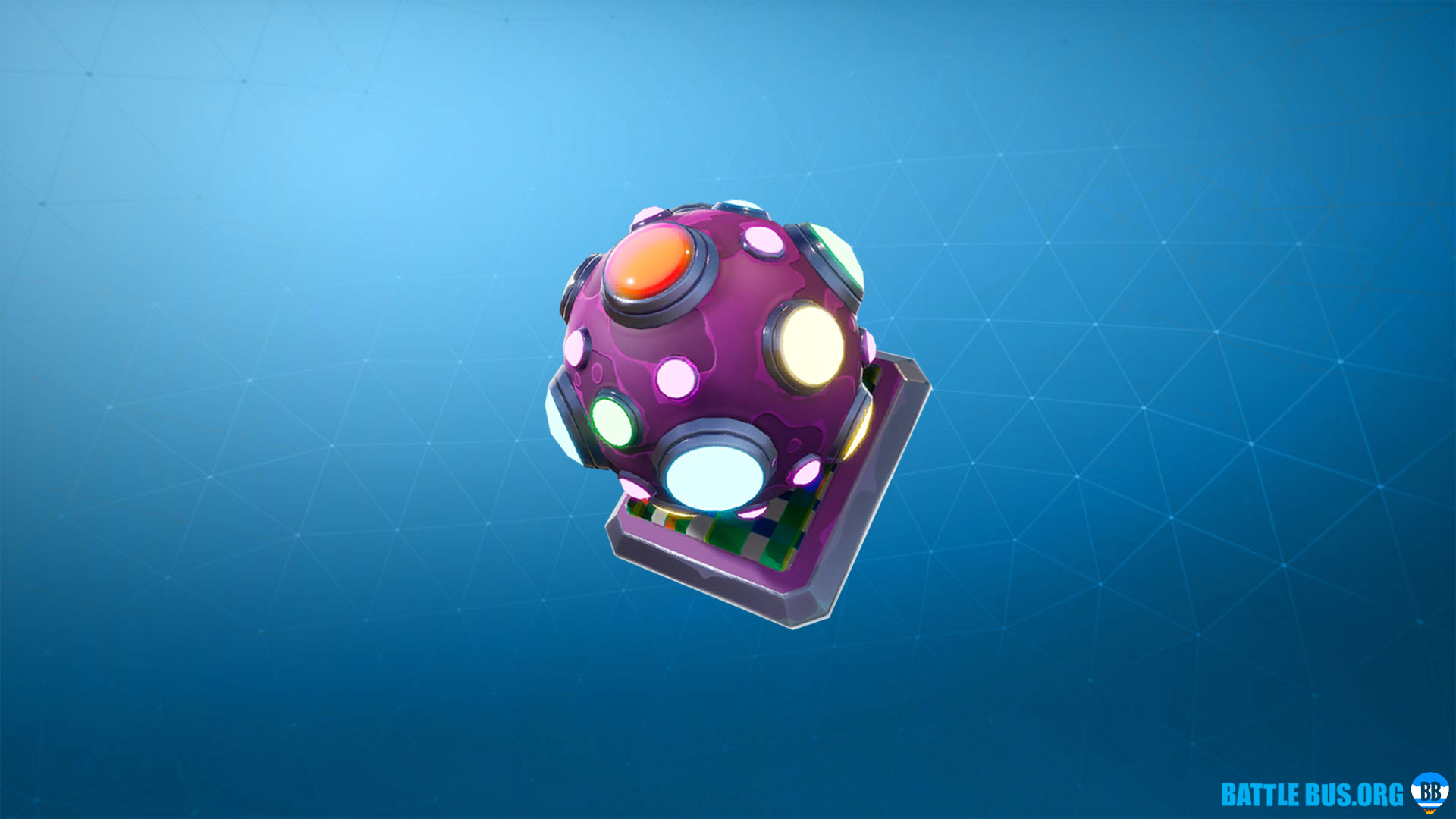Glow Show Fortnite Back Bling