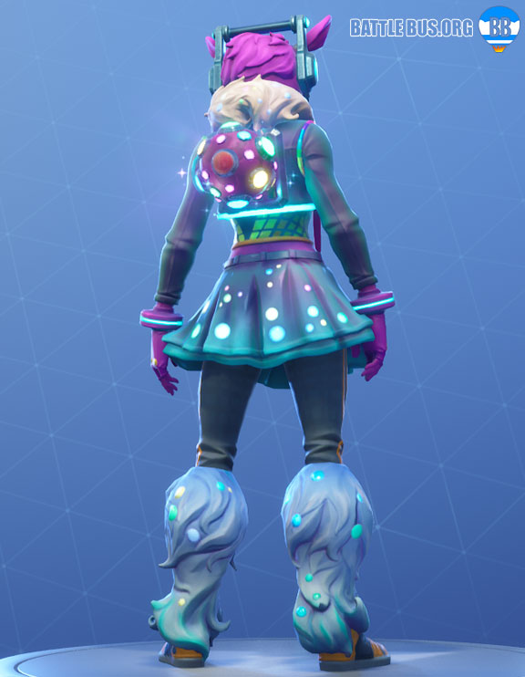 DJ Bop Back Bling Glow Show Fortnite