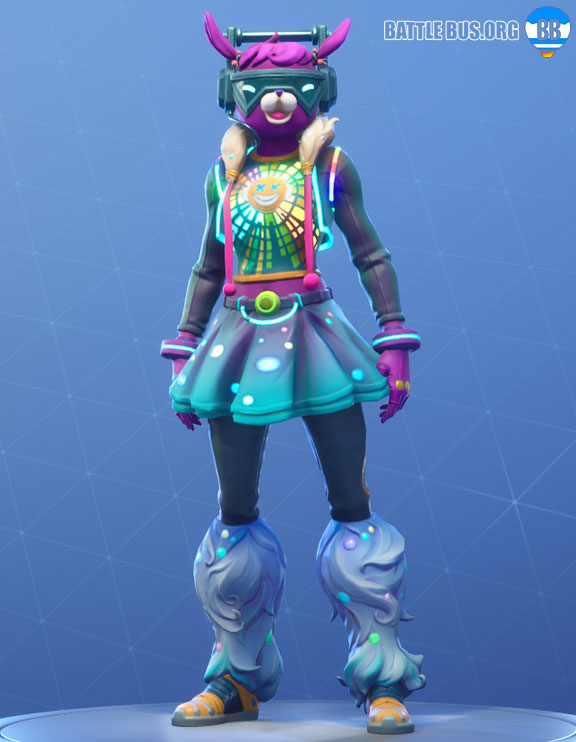 DJ Bop Fortnite Outfit