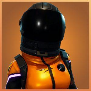 Fortnite Outfit Dark Vanguard