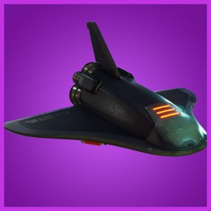 Fortnite Glider Deep Space Lander Space Explorers Set