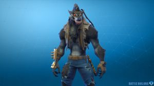 Dire Skin Wallpaper Fortnite