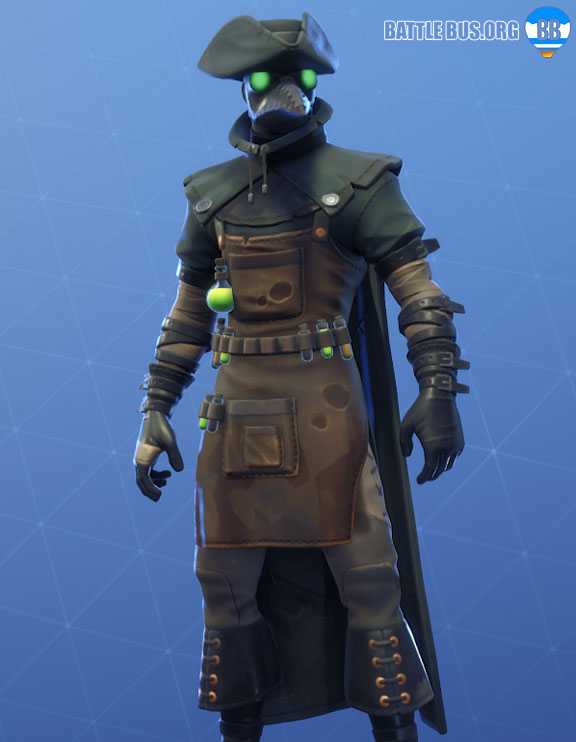 Dismal Cape Back Bling Fortnite Plague