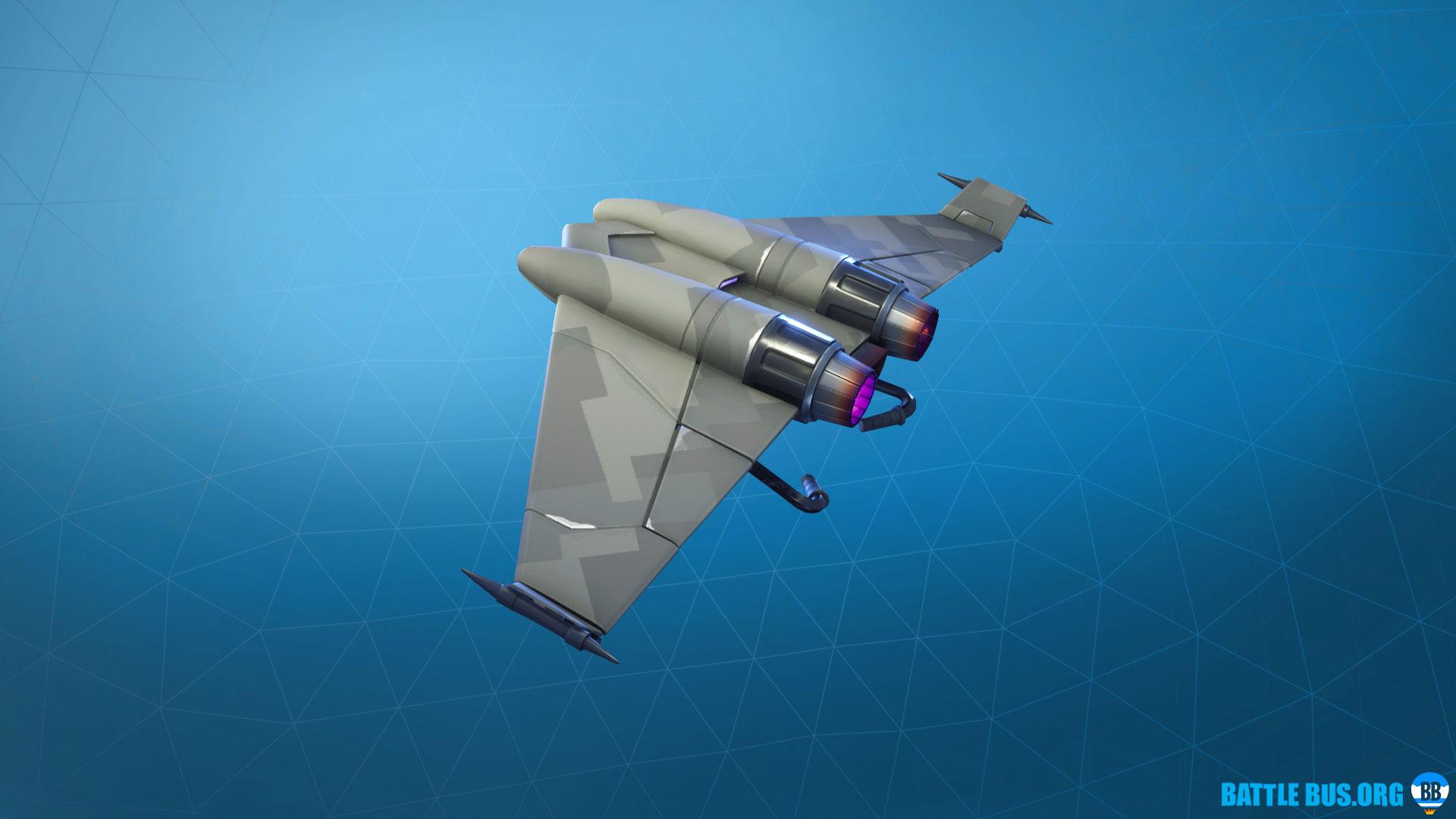 Diverge Glider Fortnite Modern Mercenary Set