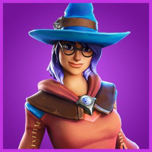 Elmira Fortnite Outfit Arcane Arts Set Epic