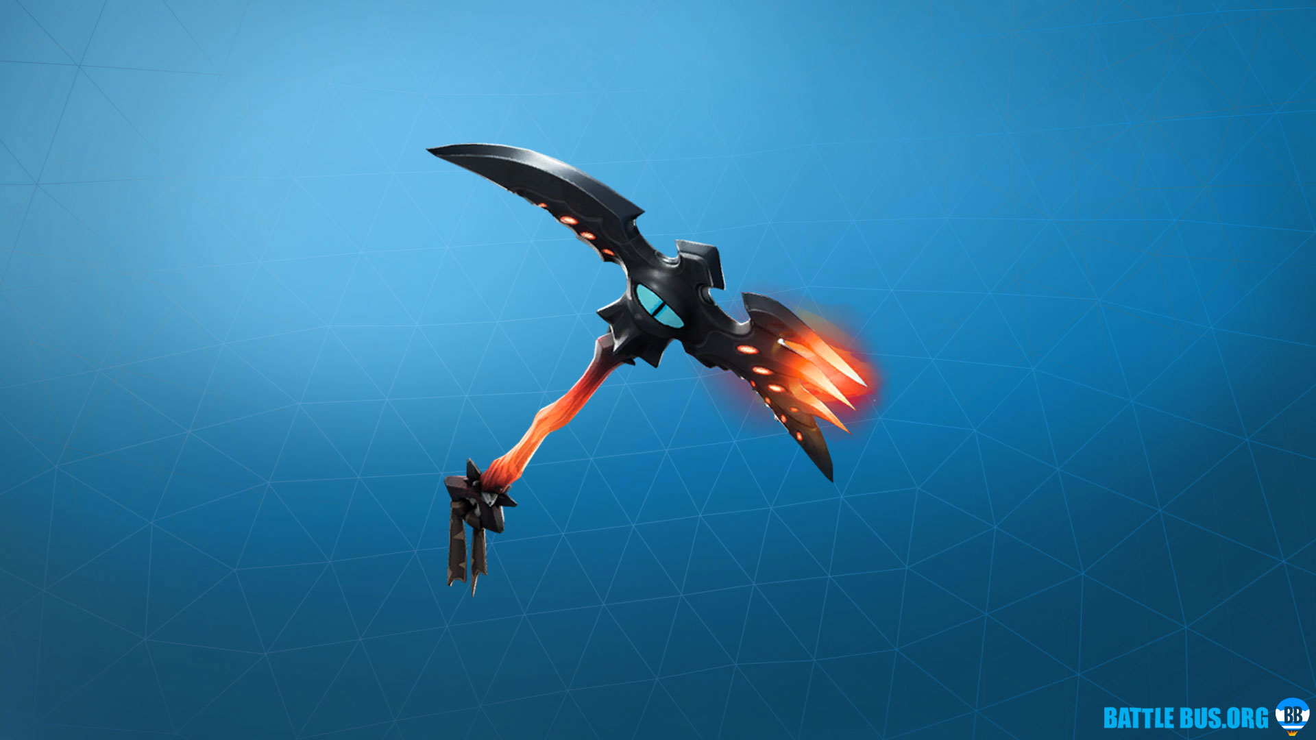 Evil Eye Fortnite Pickaxe Eternal Struggle Set