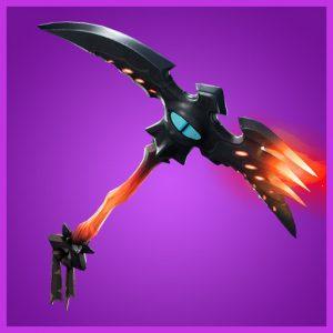 Fortnite Pickaxe Evil Eye