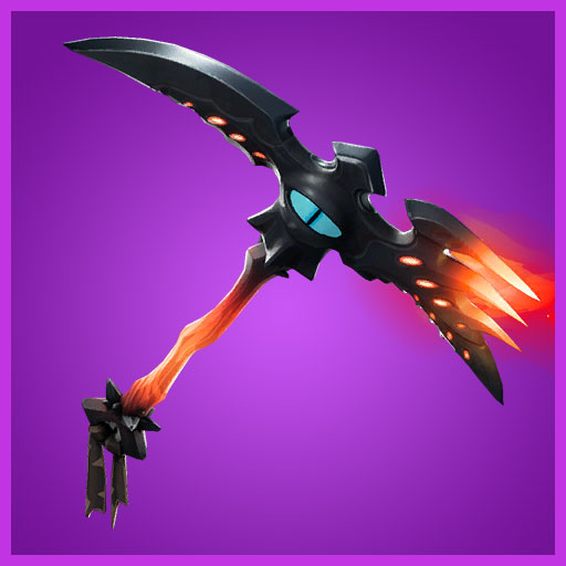 Fortnite Pickaxe Evil Eye