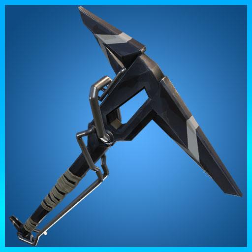 Fortnite Pickaxe Fated Frame