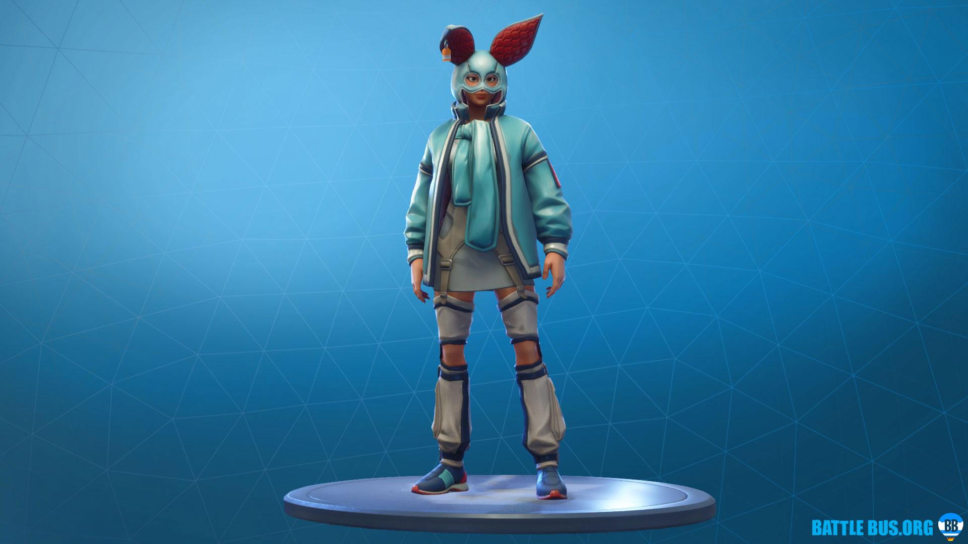 Flapjackie Outfit Fortnite Animal Jackets Set