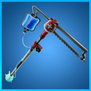 Fortnite Pickaxe Flatliner