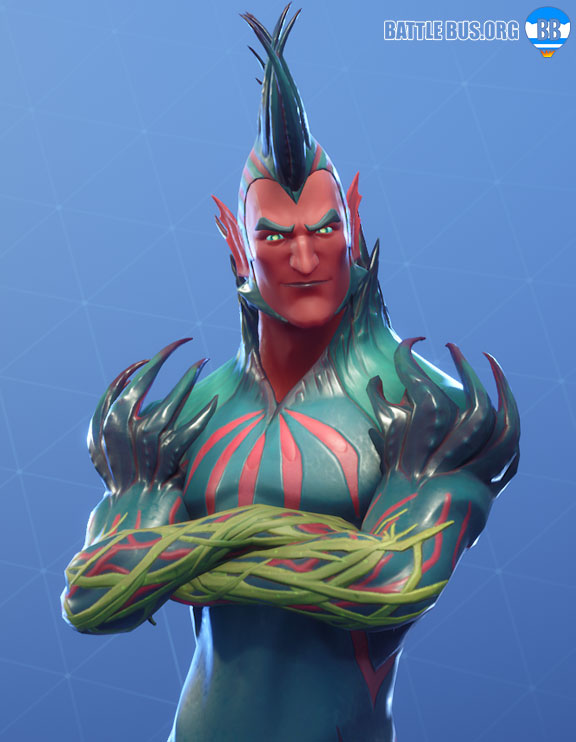 Flytrap Fortnite Outfit Flytrap Set