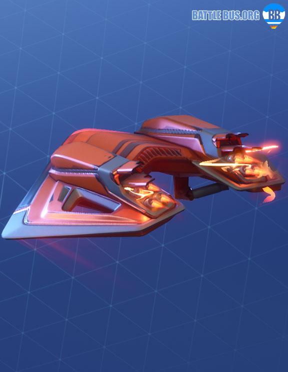 Forerunner Glider Fortnite