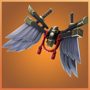 Fortnite Back Bling Bladed Wings