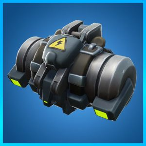 Fortnite Back Bling Capacitor