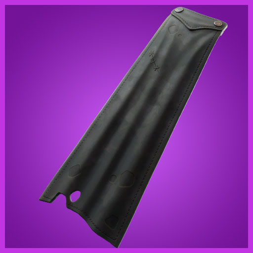 Fortnite Back Bling Dismal Cape