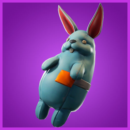 Fortnite Back Bling Nibbles Flapjackie Animal Jackets Set