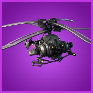 Fortnite Glider Coaxial Copter