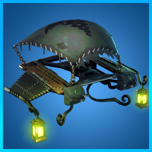 Fortnite Glider Lamplight
