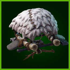 Fortnite Glider Tusk Primal Hunters Set