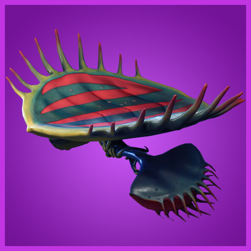 Venus Flyer Fortnite Glider Flytrap Set