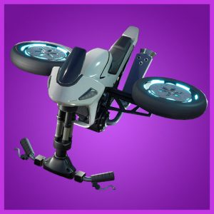Fortnite Glider White Squall