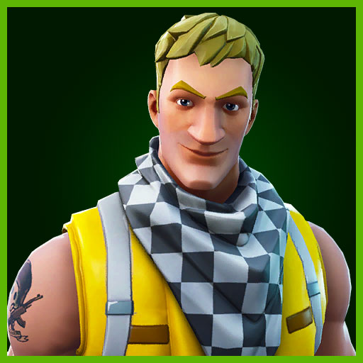 Fortnite Outfit Cabbie