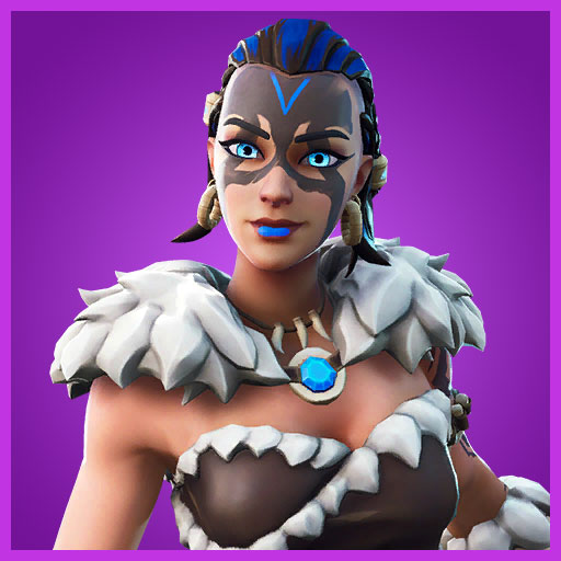 Fortnite Outfit Fyra Primal Hunters Set