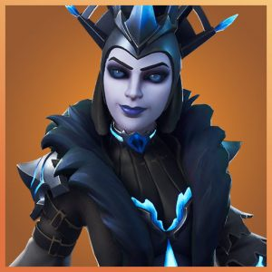 Fortnite Outfit Ice Queen Ice Kingdom Set