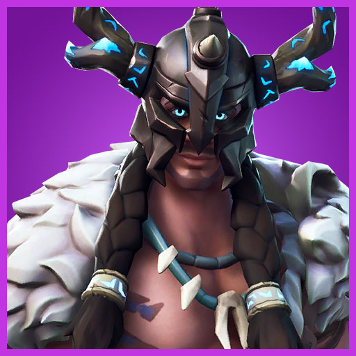 Fortnite Outfit Jaeger Primal Hunters Set