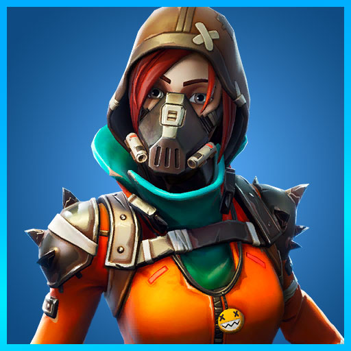 Fortnite Outfit Mayhem Wasteland Warriors