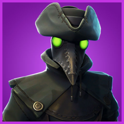Fortnite Outfit Plague