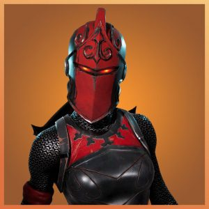 Fortnite Outfit Red Knight
