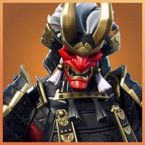 Fortnite Outfit Shogun Skin