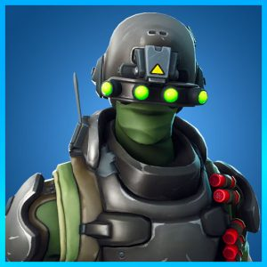 Fortnite Outfit Tech Ops