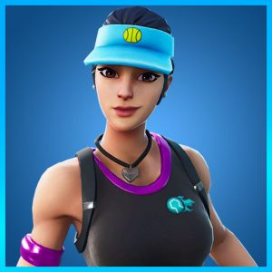 Fortnite Outfit Volley Girl